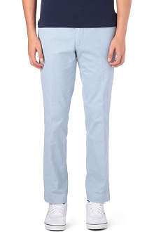 RALPH LAUREN Hudson slim-fit chino trousers 32