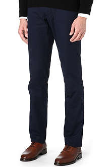 RALPH LAUREN Hudson slim-fit chinos 34