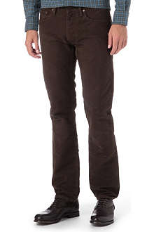 RALPH LAUREN Varick slim-fit trousers