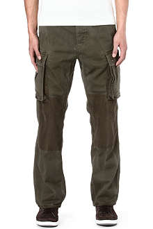 RALPH LAUREN Paratrooper relaxed-fit trousers 32