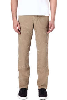 RALPH LAUREN Hunting cotton chinos