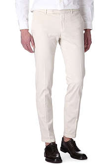 RALPH LAUREN Slim-fit trousers