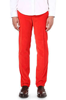 RALPH LAUREN Preppy cord trousers 32