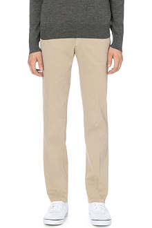 RALPH LAUREN Signature Preppy stretch-cotton trousers 32