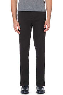RALPH LAUREN Signature Preppy stretch-cotton trousers
