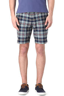RALPH LAUREN Suffield checked shorts