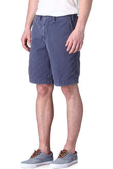 RALPH LAUREN Rugged bleeker chino shorts