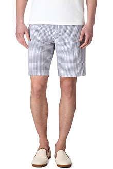 RALPH LAUREN Suffiled shorts