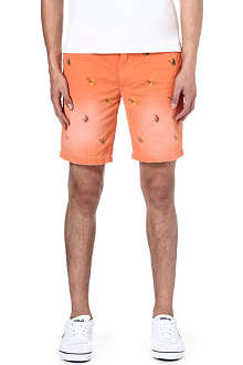 RALPH LAUREN Greenwich straight-fit shorts