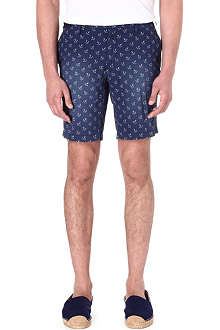 RALPH LAUREN Hudson slim-fit shorts
