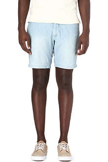 RALPH LAUREN Greenwich chambray shorts
