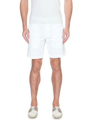 RALPH LAUREN Newport straight-fit cotton shorts