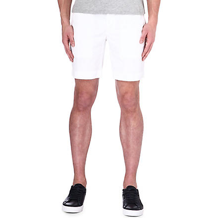 RALPH LAUREN Newport straight-fit shorts (White