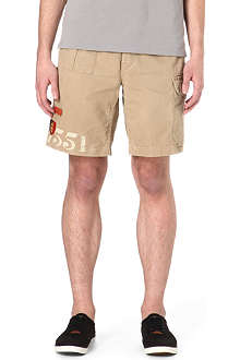 RALPH LAUREN Bombay Diary relaxed-fit shorts