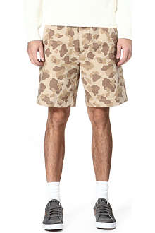 RALPH LAUREN English Officer relaxed-fit shorts