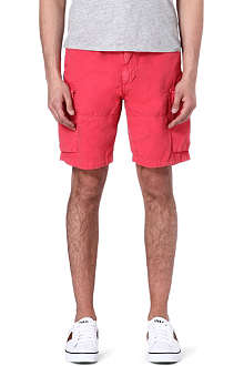 RALPH LAUREN Relaxed-fit cargo shorts