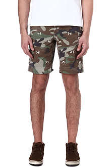 RALPH LAUREN Hunting cotton shorts