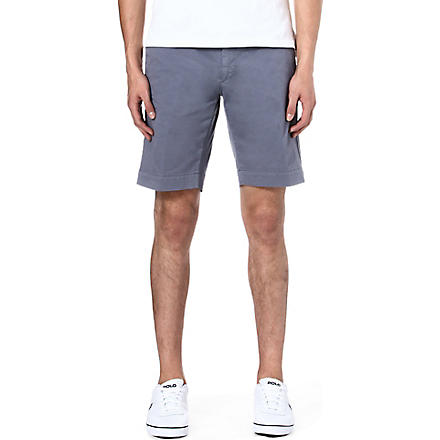 RALPH LAUREN Preppy shorts (Blueberry