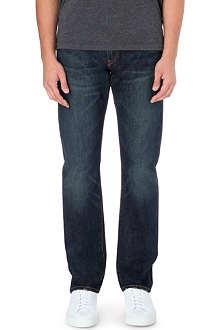 RALPH LAUREN Varick slim-fit straight jeans