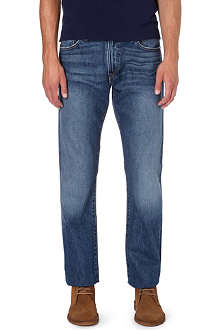RALPH LAUREN Hampton regular-fit straight jeans