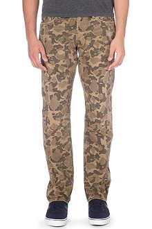 RALPH LAUREN Camouflage jeans
