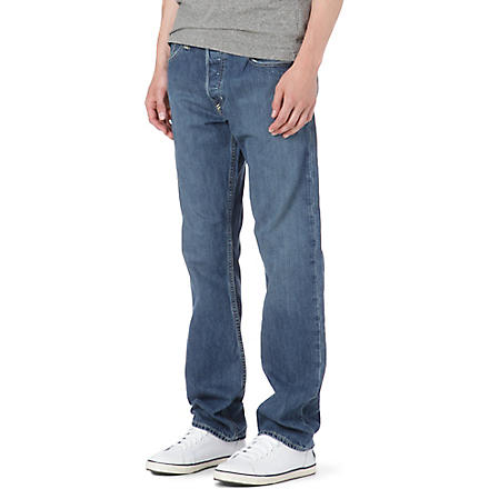 RALPH LAUREN Hampton straight-fit jeans (Stanton