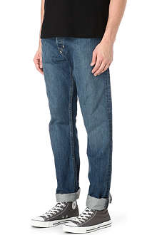 RALPH LAUREN Hampton regular-fit straight jeans 34