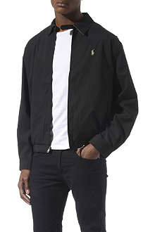 RALPH LAUREN Bi-swing windbreaker jacket