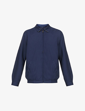 RALPH LAUREN New fit bi-swing windbreaker jacket