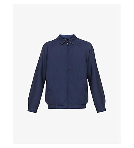 POLO RALPH LAUREN - New fit bi-swing windbreaker jacket ...