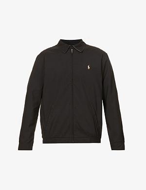 RALPH LAUREN New fit bi-swing windbreaker jacket