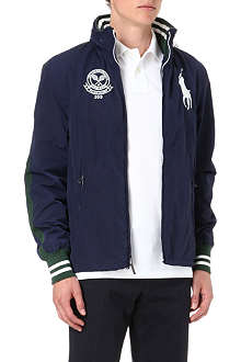RALPH LAUREN Wimbledon Cole windbreaker jacket