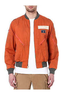 RALPH LAUREN Tigrim flight jacket