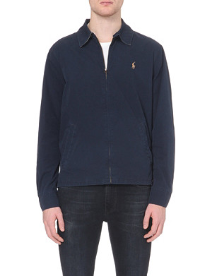 RALPH LAUREN Landon cotton jacket