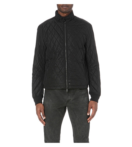 POLO RALPH LAUREN Radar quilted jacket (Black