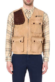 RALPH LAUREN Torch hunting vest