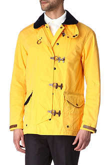 RALPH LAUREN Flying point firemans slicker jacket