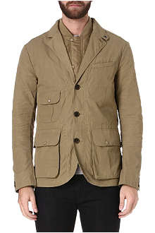 RALPH LAUREN Lightweight jacket and quilted gilet set