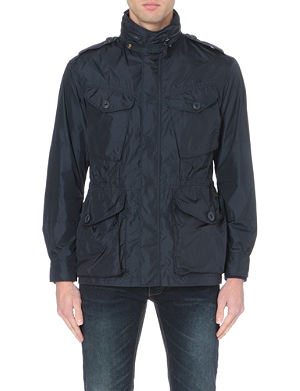 RALPH LAUREN Multi-pocket shell jacket