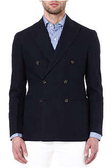 RALPH LAUREN Double-breasted blazer