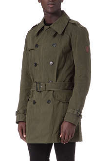 RALPH LAUREN Dispatch trench coat