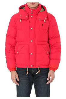RALPH LAUREN Elmwood quilted down jacket