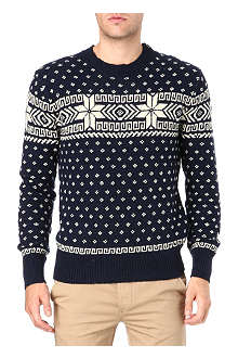 RALPH LAUREN Fair Isle jumper