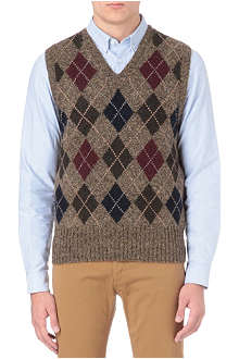 RALPH LAUREN Estate knitted vest