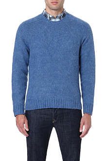RALPH LAUREN Crew-neck wool jumper