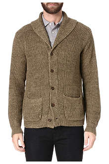 RALPH LAUREN Shawl-neck cardigan