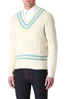 RALPH LAUREN Cricket jumper