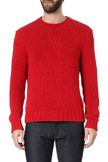 RALPH LAUREN Roll-neck knitted jumper