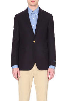 RALPH LAUREN Custom-fit wool blazer