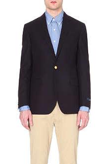 RALPH LAUREN Custom-fit wool blazer